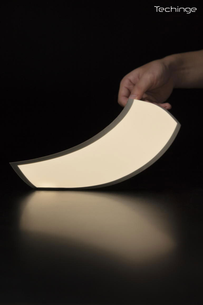 LG Display has kicked off operations of its OLED lighting production line that will sell under the brand name Luflex the company announced. & LG launches OLED lighting brand for cars ready for Bang Bang ...