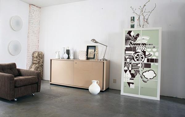 Popolare Personalizzare mobili IKEA in modo creativo | ARC ART blog by  OV93