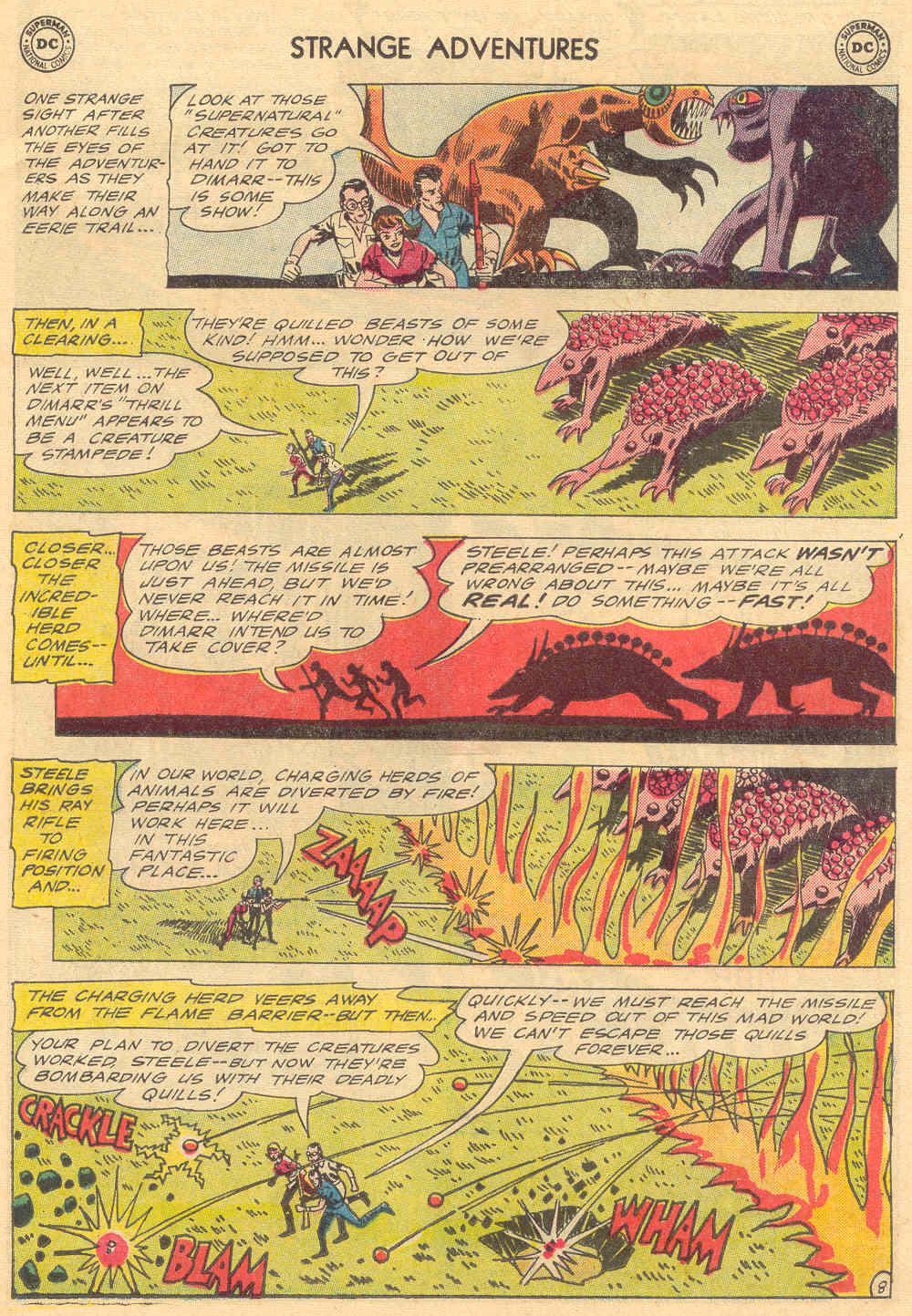 Strange Adventures (1950) issue 173 - Page 11