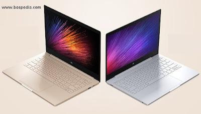 Harga dan Spesifikasi Mi Notebook Laptop Air Dari Xiaomi Pertama 2016
