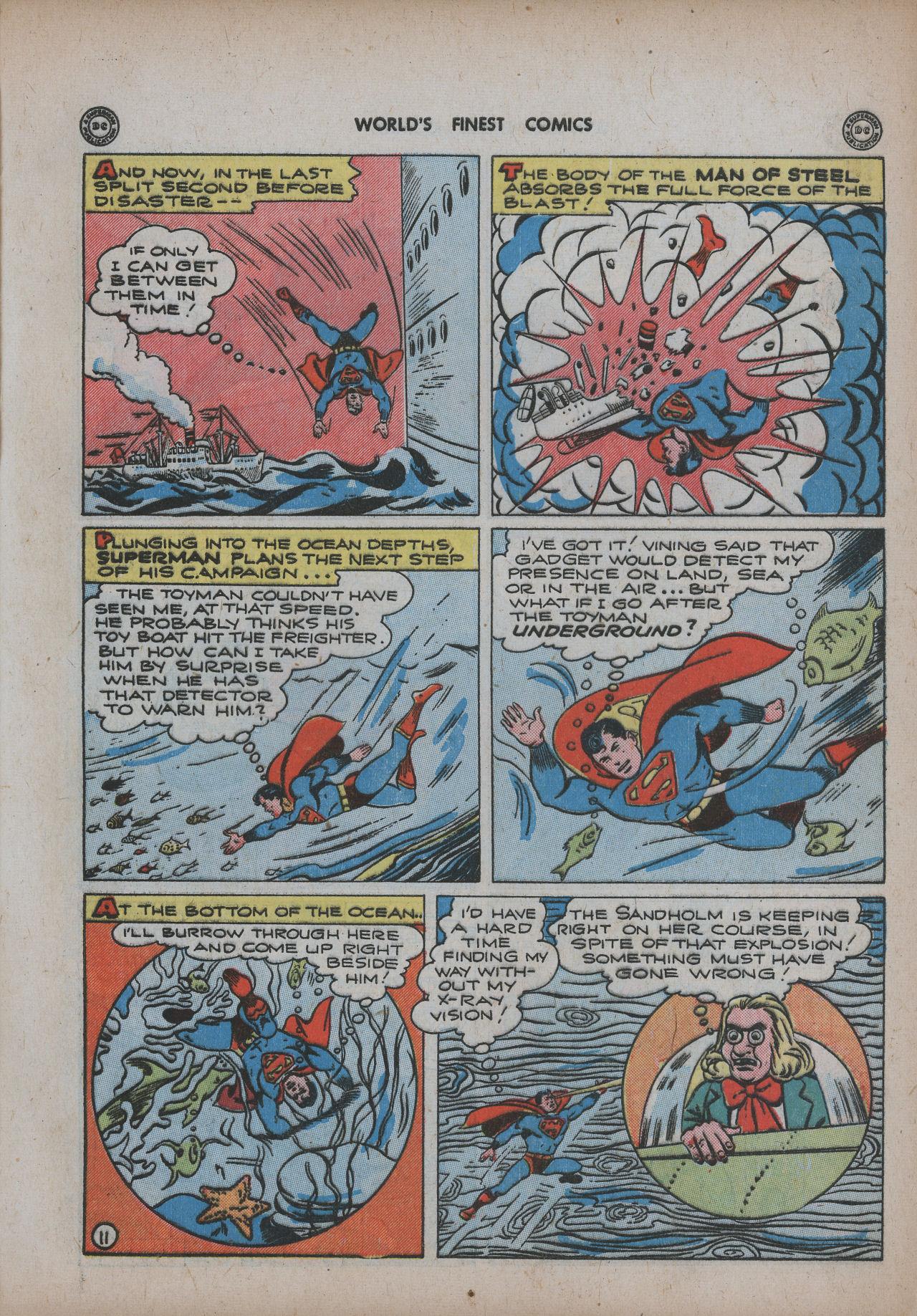 Read online World's Finest Comics comic -  Issue #20 - 13