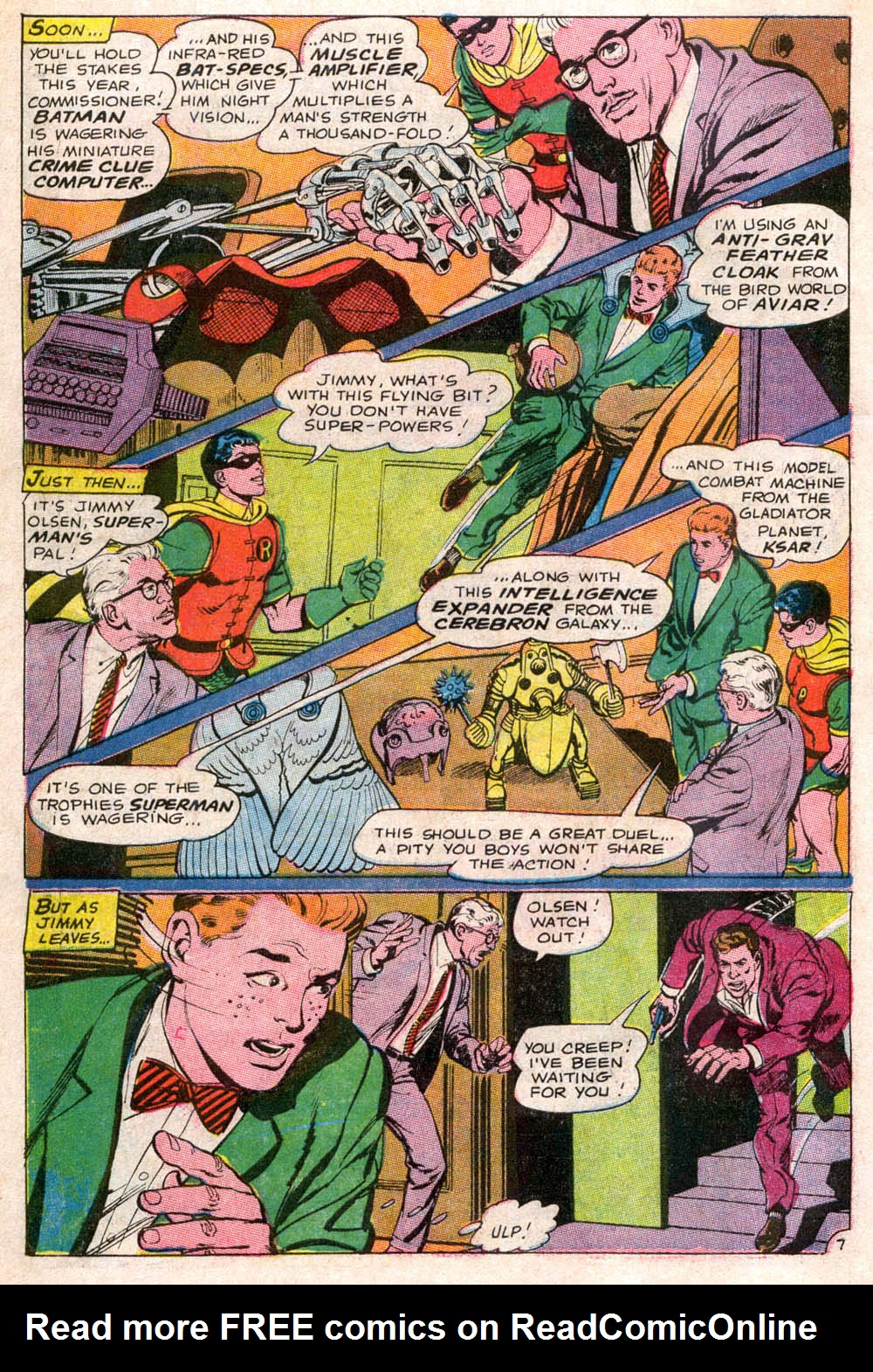 Read online World's Finest Comics comic -  Issue #175 - 10