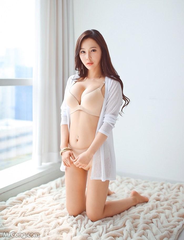 Người đẹp Lee Ji Na trong bộ ảnh bikini tháng 10/2016 (155 ảnh)