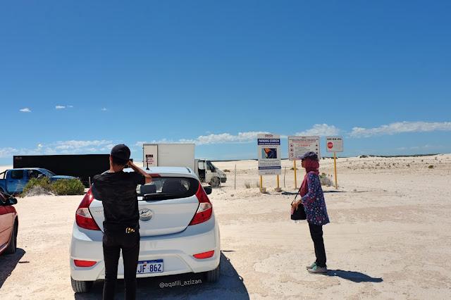 Lanceline Sand Dunes Perth Curitan Aqalili