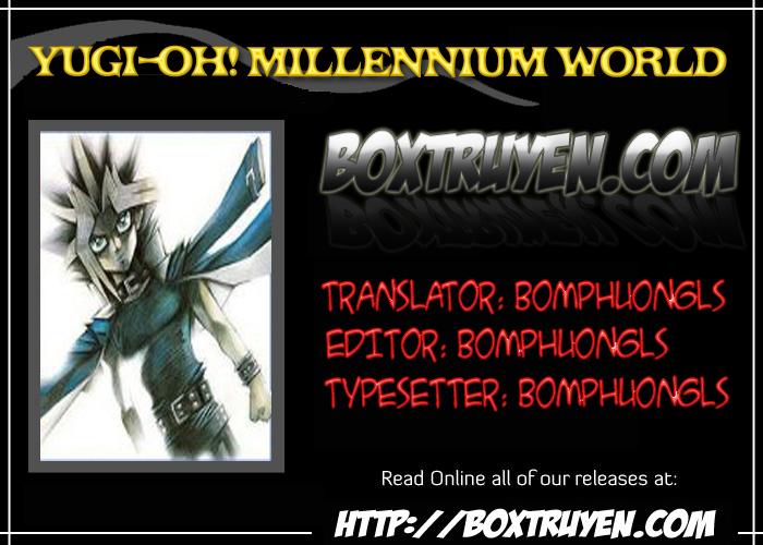 YUGI-OH! chap 314 - trận chiến với linh hồn siêu quái thú trang 19