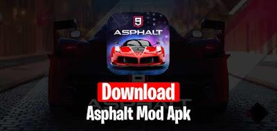Asphalt 9 Legends Download