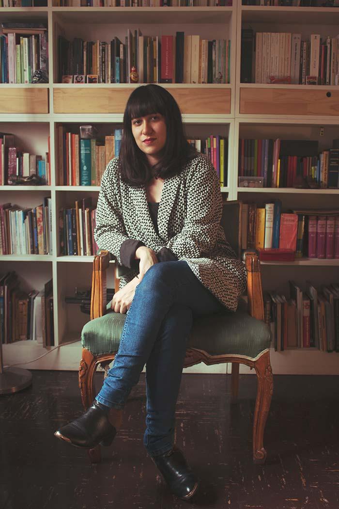 Julieta Marchant (Fotografía de Sofía Suazo)