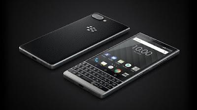BlackBerry Key2 Resmi Meluncur, Hadir dengan Kamera Ganda dan Keyboard Fisik