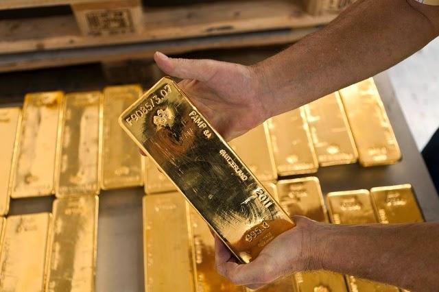 Swiss Banking Info  Швейцария крупнейший поставщик золота 70169f4f7a1