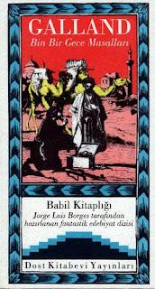 Babil Kitaplığı 28 - Galland - Bin Bir Gece Masalları