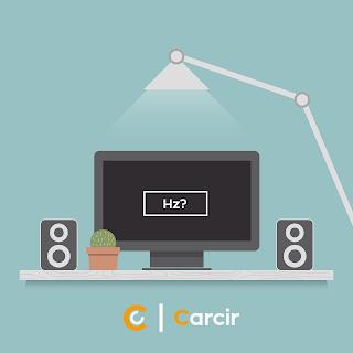 Mengapa Frekuensi Monitor Komputer Tidak Bisa Lebih dari 60Hz?