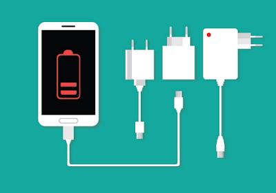 Cara Mengatasi Baterai HP Dicas Tidak Bisa Penuh (Full) Malah Cepat Habis
