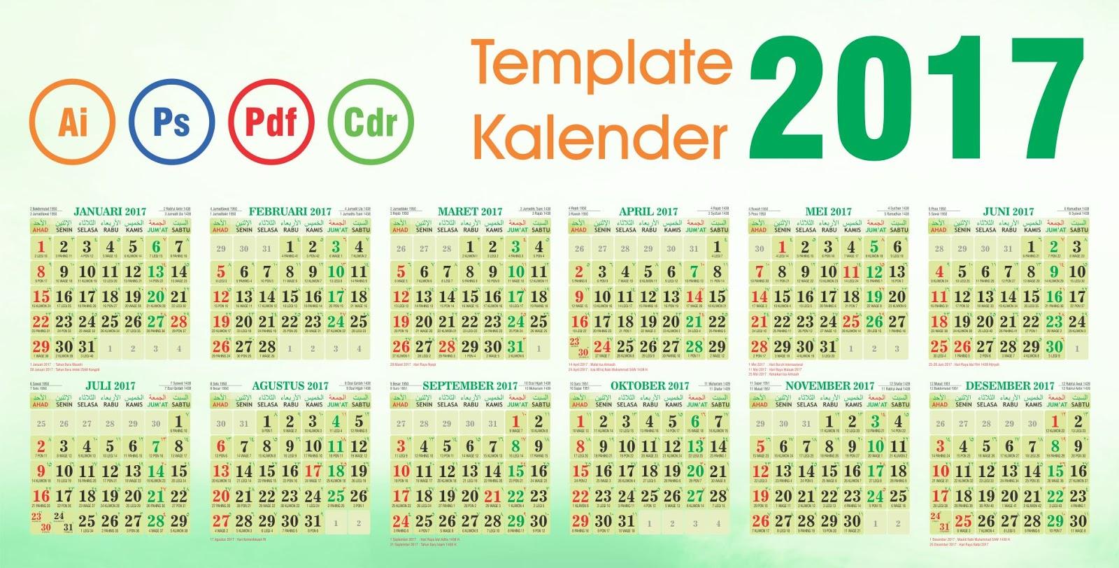kalender+2017+indonesia+kalender+kerja+2017+cuti+bersama+2017+kalender ...