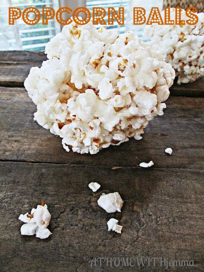 Lets Make Popcorn Balls