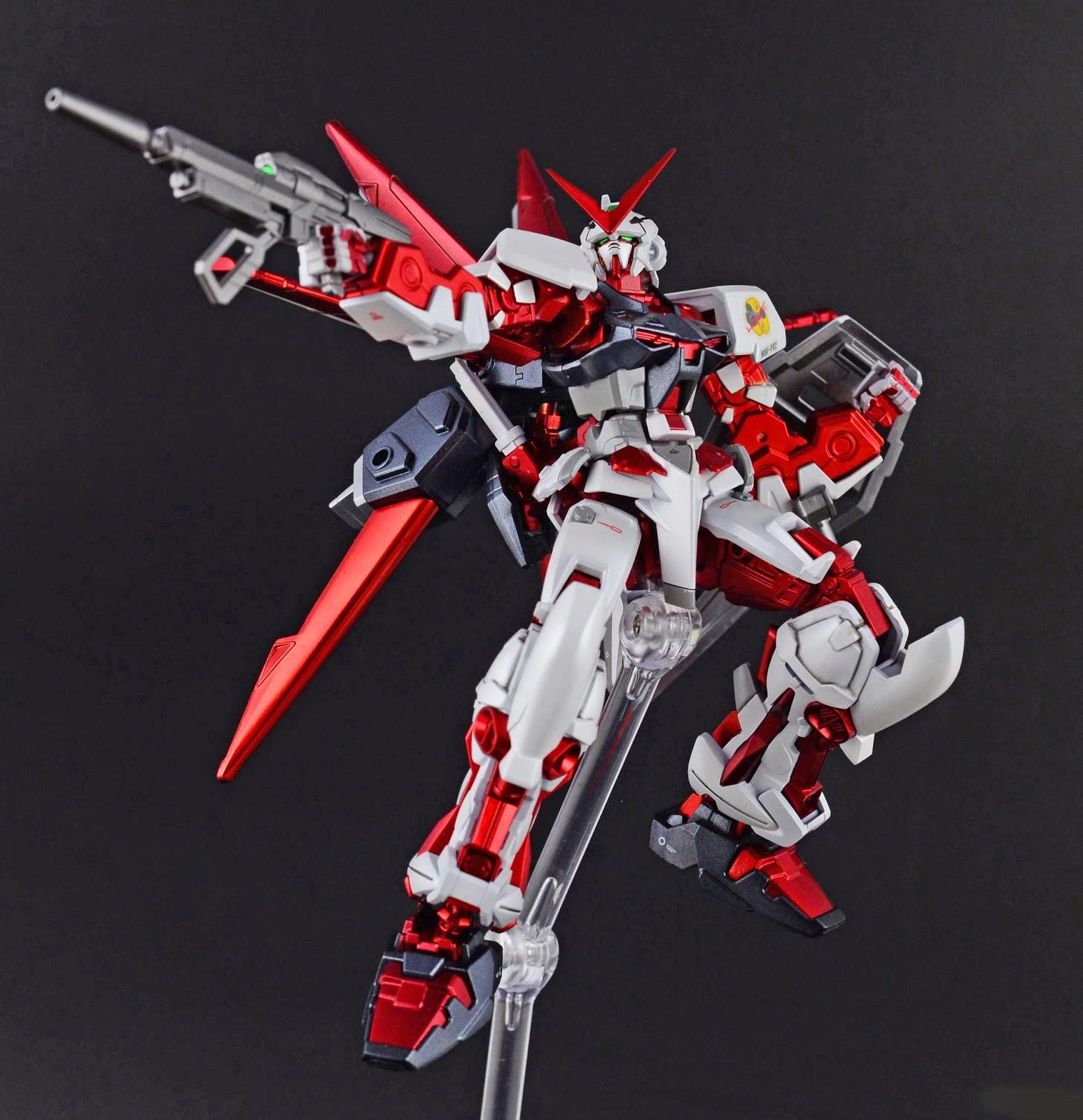 GUNDAM GUY: HG 1/144 Astray Red Frame [Flight Unit ...