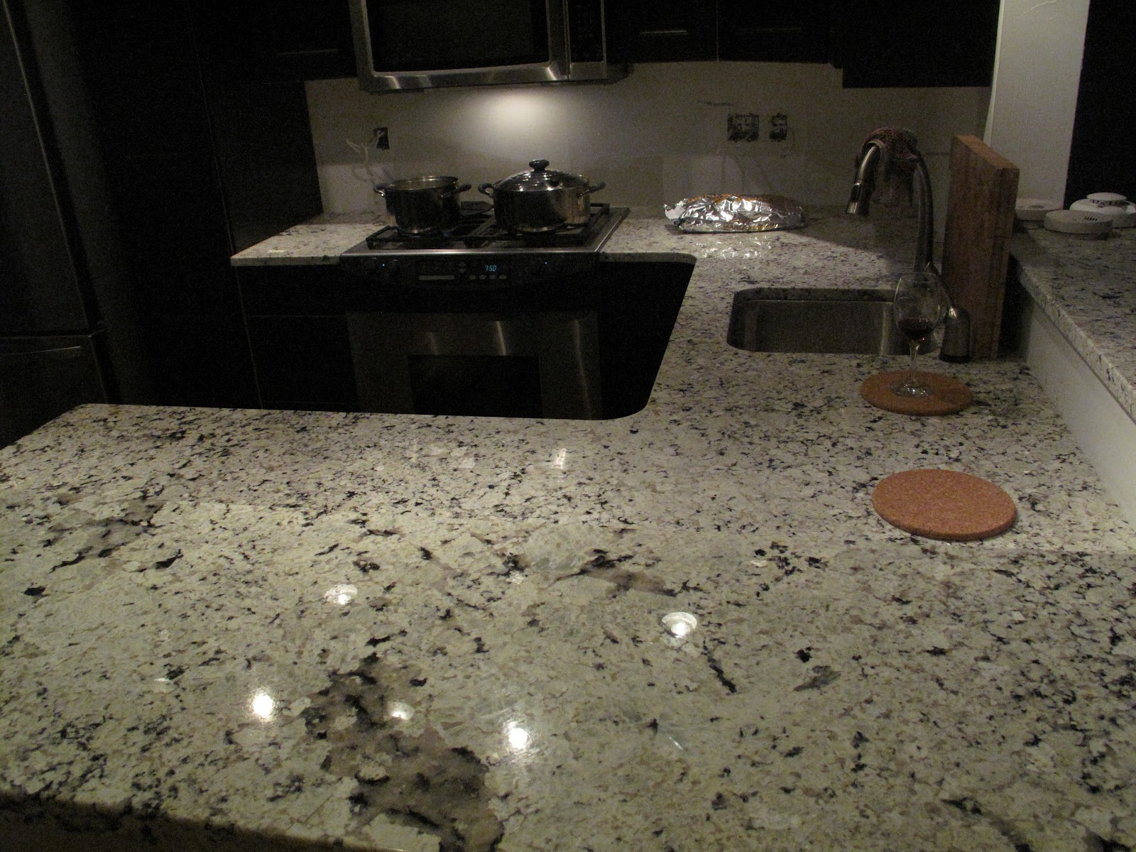 Are Granite Countertops Out The Veggie Hunter Granite Counter Top Shout Out Thank