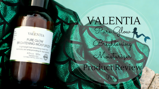 All-Day Hydration with Valentia's Pure Glow Brightening Moisturizer
