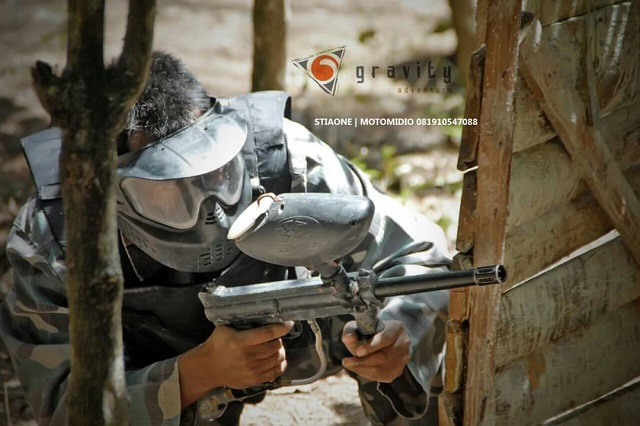 Paintball di Pangalengan