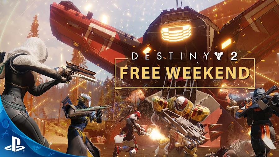 destiny 2 ps4 trial