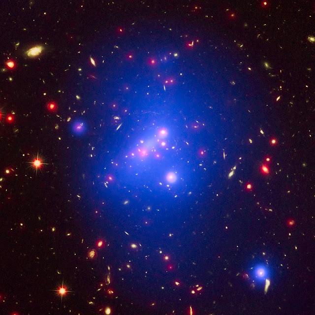 Galaxy Cluster IDCS 1426