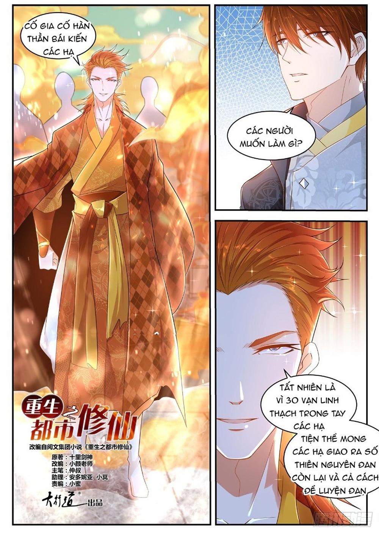 Trọng Sinh Đô Thị Tu Tiên chap 418 - Trang 9