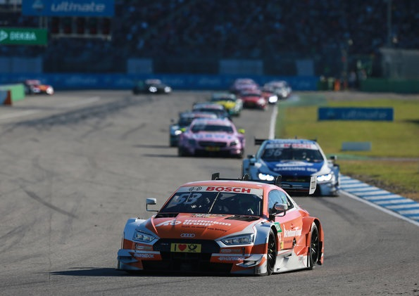 Audi se consagró campeón absoluto del DTM 2017