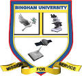 Bingham University Cut off Mark 2019
