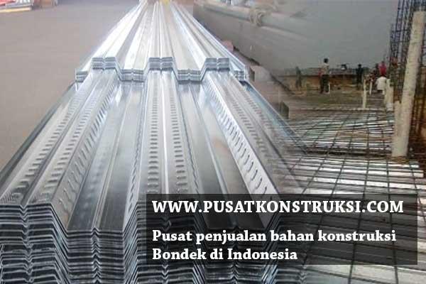 HARGA BONDEK JAKARTA, JUAL BONDEK JAKARTA, HARGA BONDEK COR PLAT LANTAI BETON JAKARTA PER LEMBAR 2020