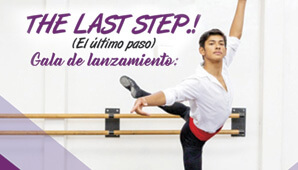 ¡El último paso! Gala de Lanzamiento en Bogotá