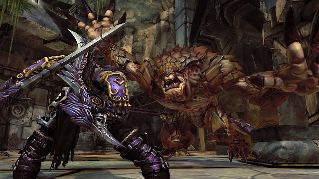 DARKSIDERS I - WARTH OF WAR