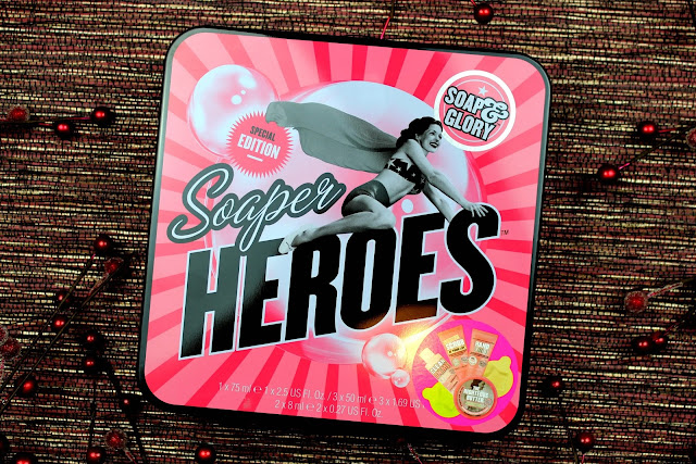 A review of the Soap & Glory Soaper Heroes Gift Set