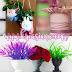 Aneka Cara Membuat Vas Bunga Dari Botol Plastik