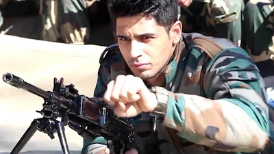 Sidharth Malhotra Indian Ary HD Picture In Aiyaary Movie