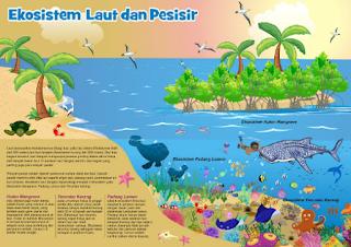 Definisi Ekosistem Laut