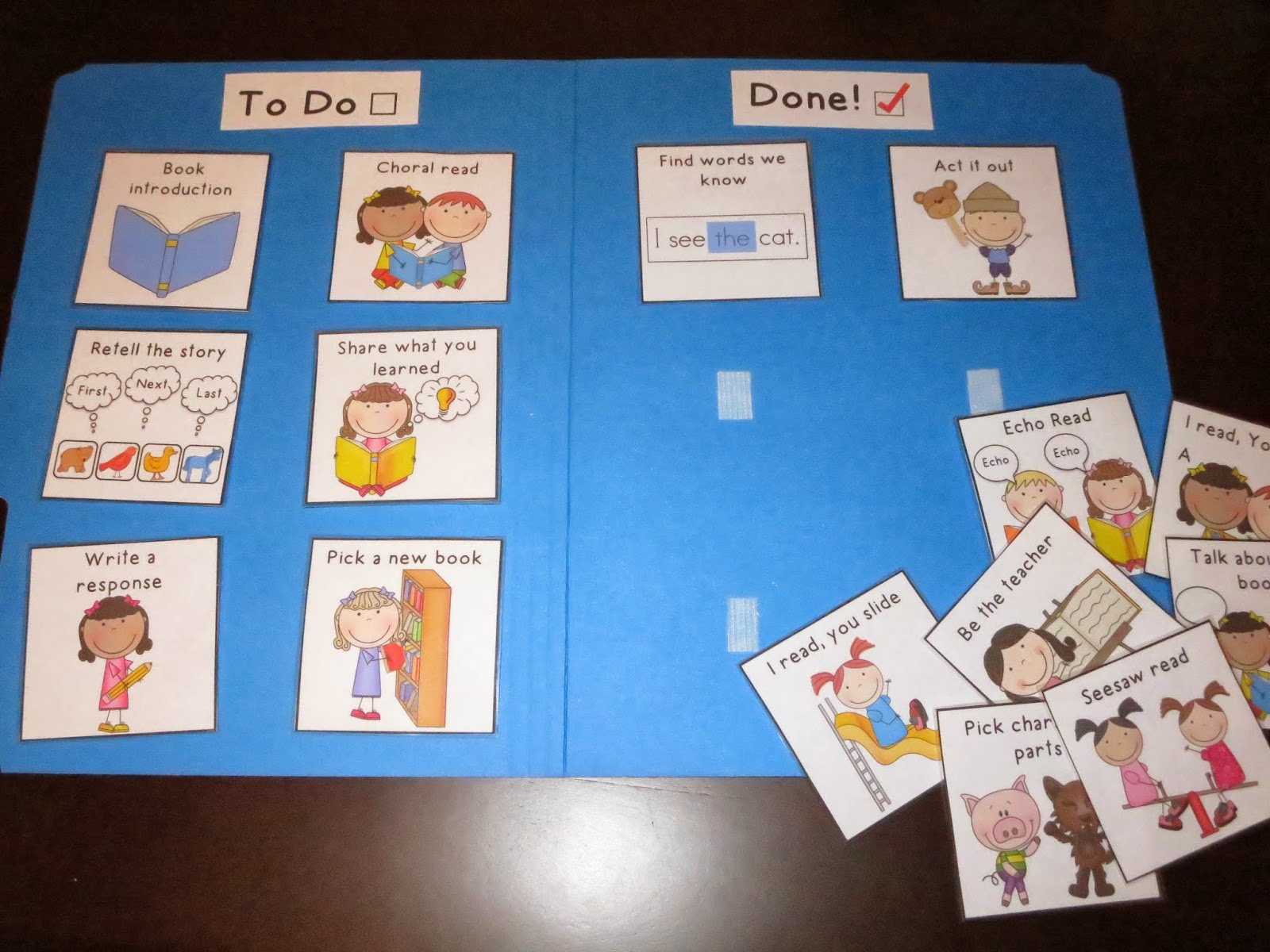 loved the idea and just had to make my own version you can download buddy reading folder here anchor charts also mrs ricca   kindergarten workshop ideas freebies rh mrsriccaskindergartenspot