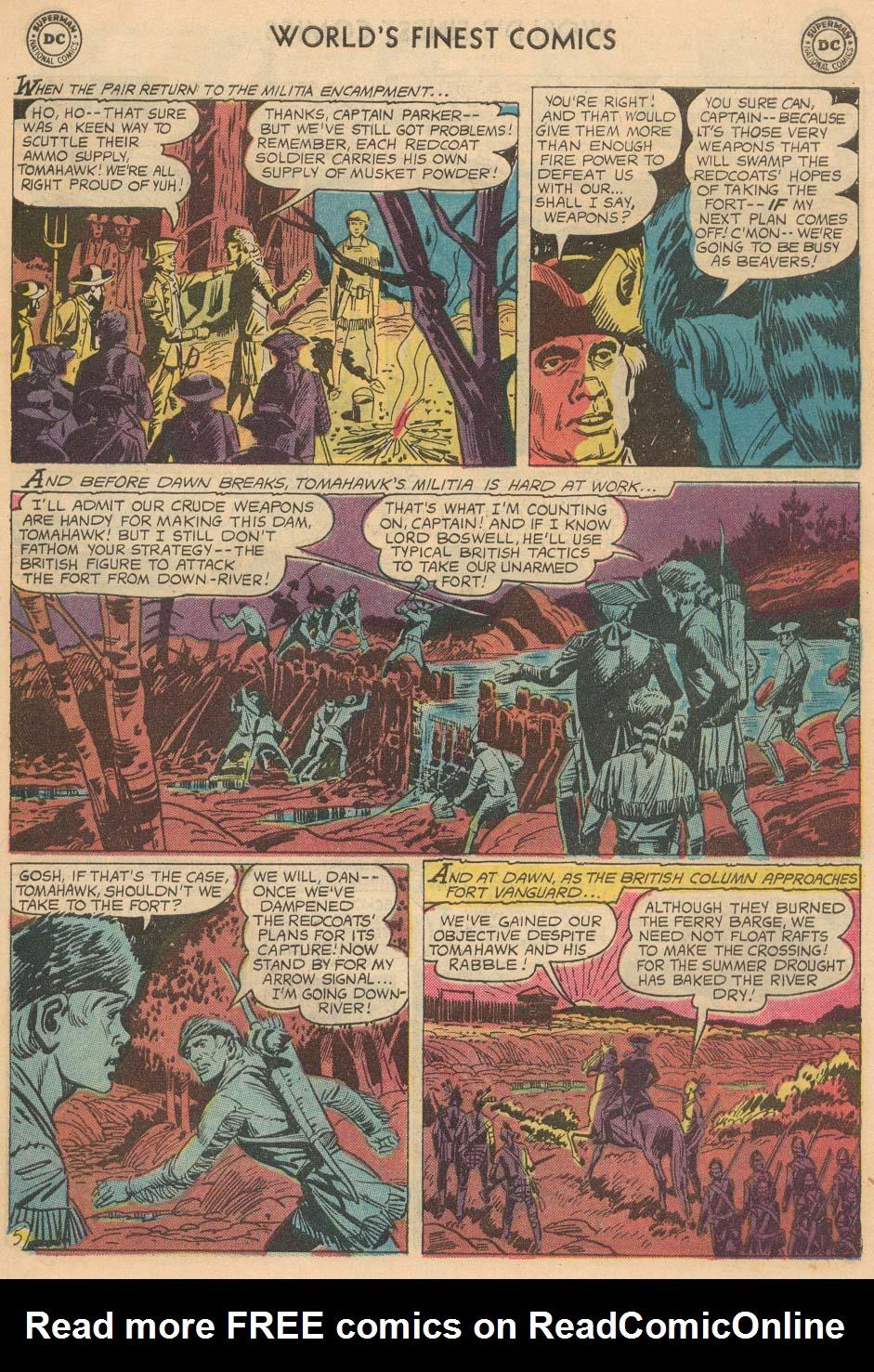 Read online World's Finest Comics comic -  Issue #93 - 31