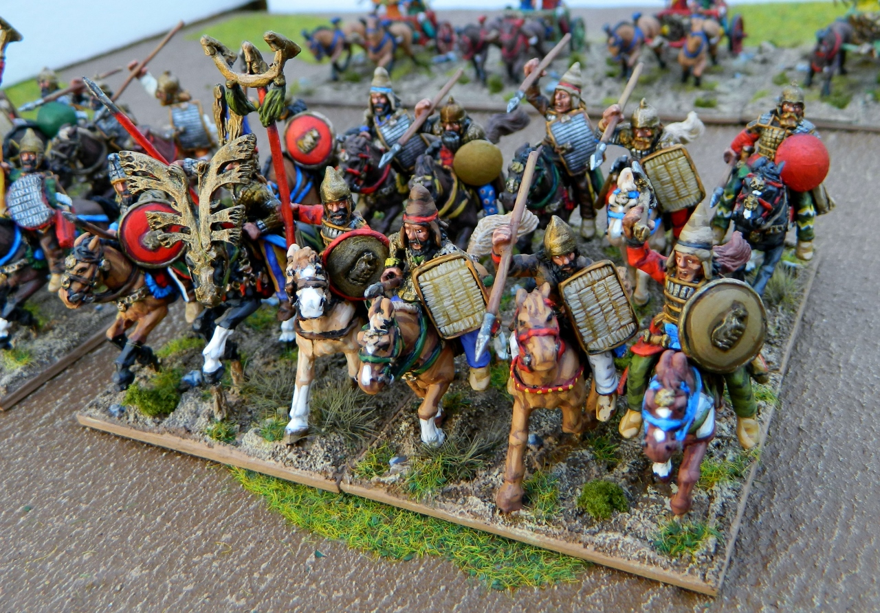 Land of the Lead: My Big Fat Ancient Persian Army - Part 1 ... Ancient Persian Army