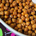 Back-to-School Snack Recipe: Crunchy Organic Chickpeas with Garlic Sea Salt
