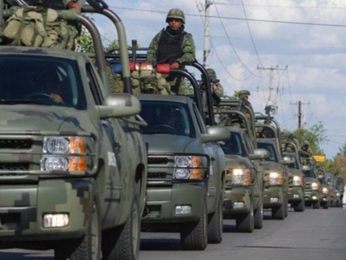 Llegan mil 600 soldados a resguardar Guanajuato para recuperar la paz