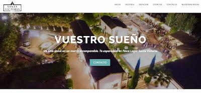 Finca Lagar Santa Victoria web