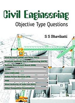 Civil engineering objective by S S BHAVIKATTI