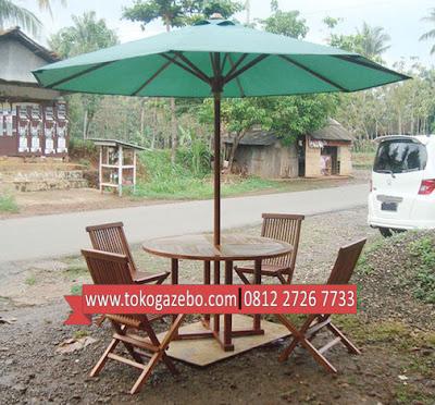 Meja Payung Kursi Tenda Jepara