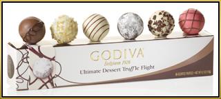 Godiva Chocolate Lava Cake Truffle Calories