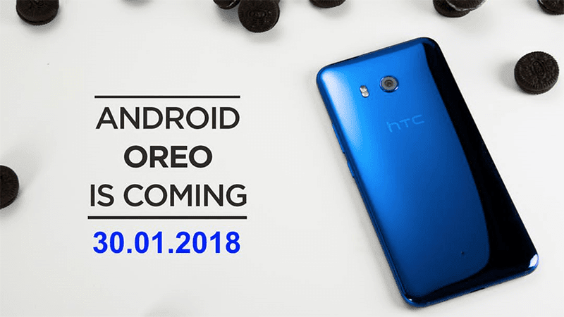 HTC updates U11 to Oreo OS in the Philippines