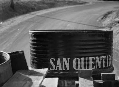 San Quintín / San Quentin - La senda tenebrosa