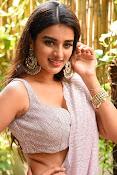 Nidhi Agarwal at Ismart Successmeet-thumbnail-3