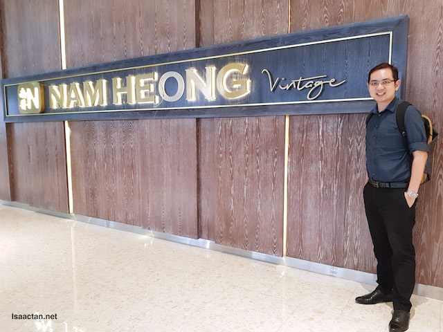 Check out Nam Heong Vintage on the 8th floor of Pavilion Elite the next time you're here shopping!