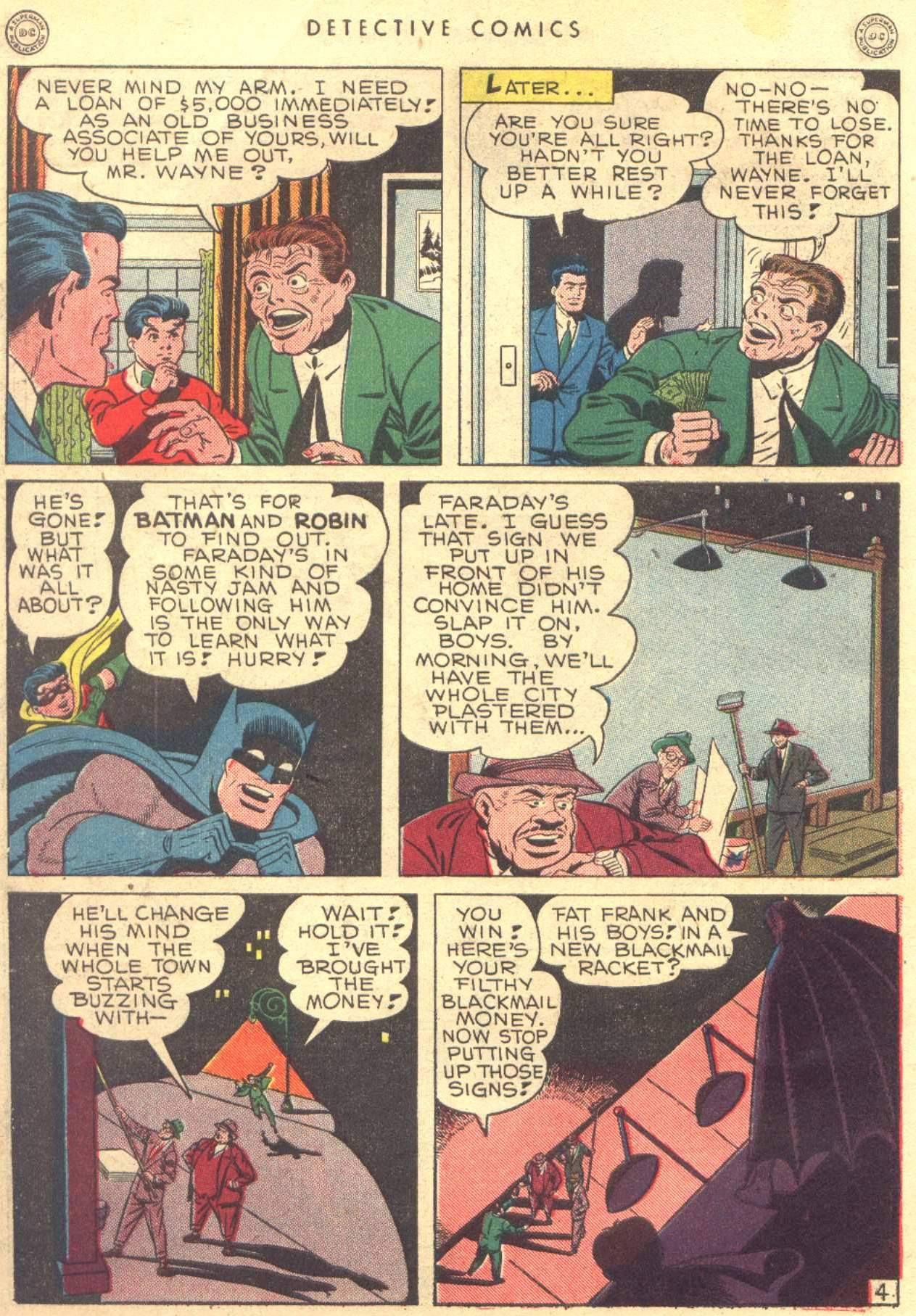 Read online Detective Comics (1937) comic -  Issue #104 - 6
