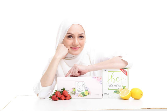 Be Lemtox Minuman Detox dari Nadia's Secret by Nadia Annuar