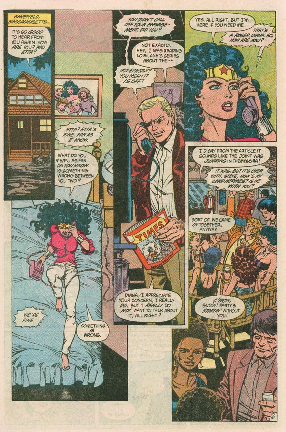 Read online Wonder Woman (1987) comic -  Issue #42 - 8